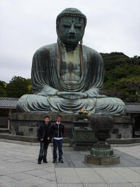 Voyage dans tout le Japon Bouddha